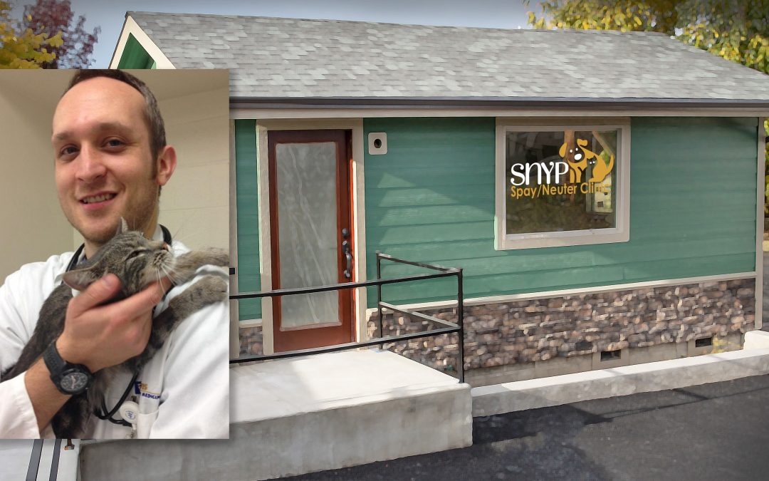 Veterinarian joins SNYP Team