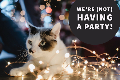 RSVP to our No-Event Holiday Party!